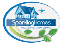 Sparkling Homes Logo