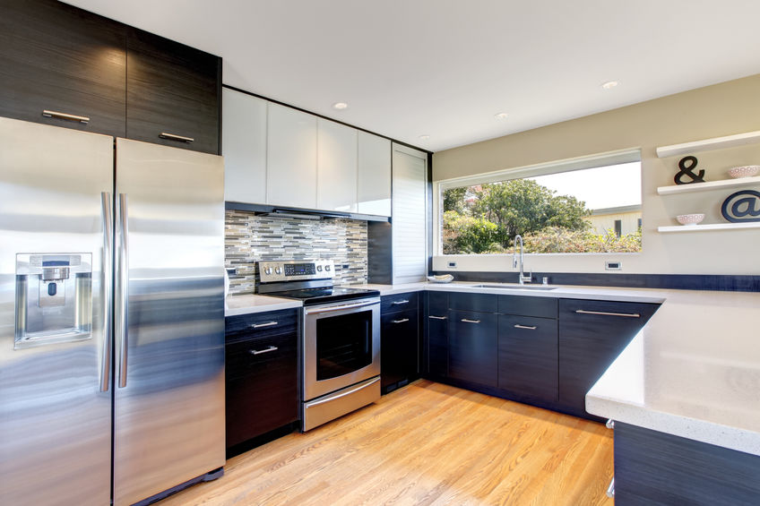 Keep Your Stainless Appliances Shiny